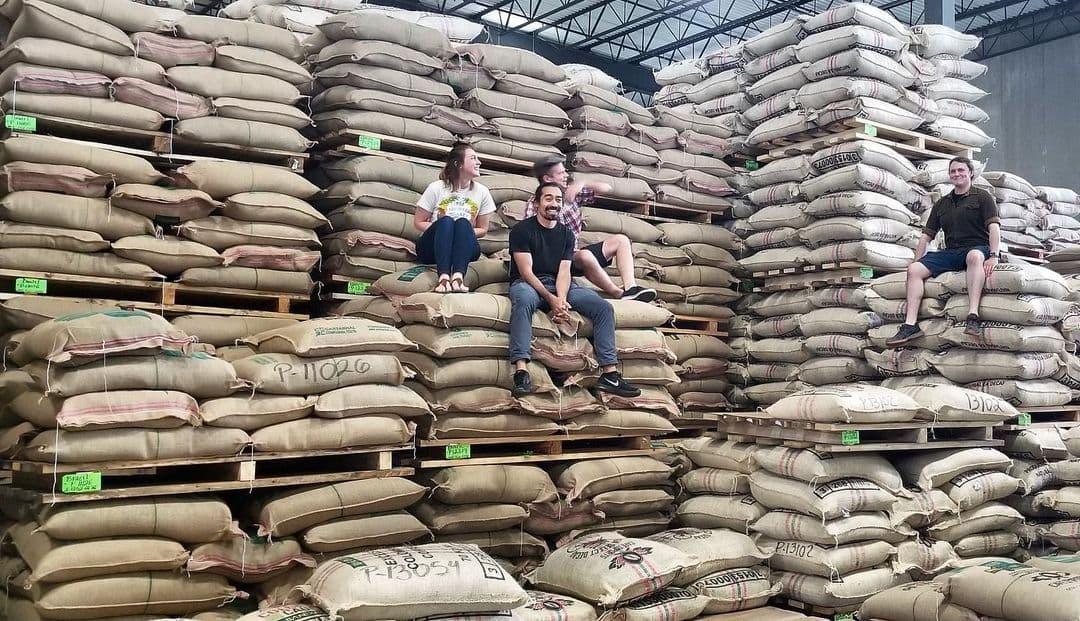 True Coffee Roasters True to the bean team